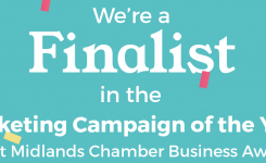 The Dairy is nominated for the Marketing Campaign of the Year Award!