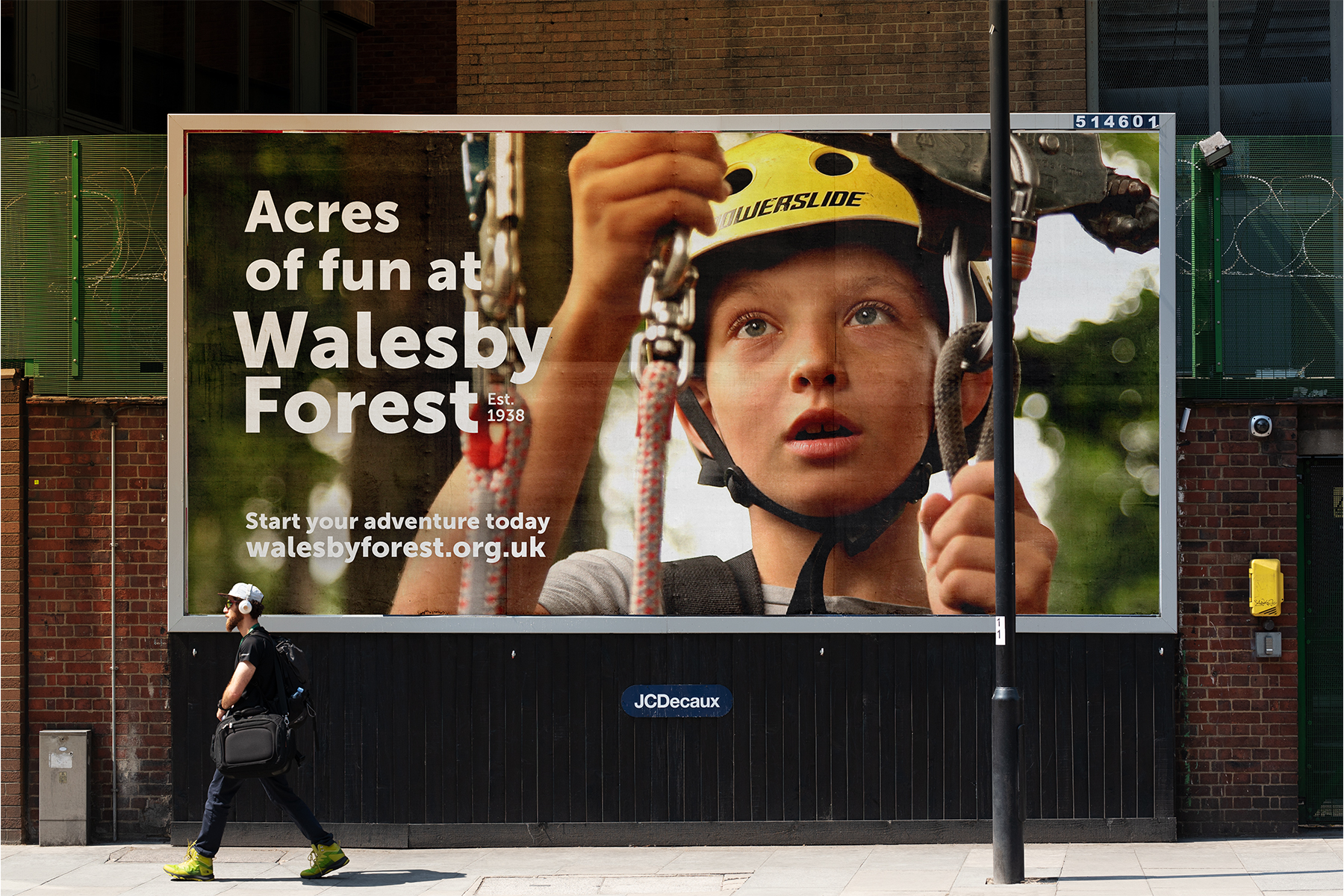Walebsy Forest Advertising Mockup