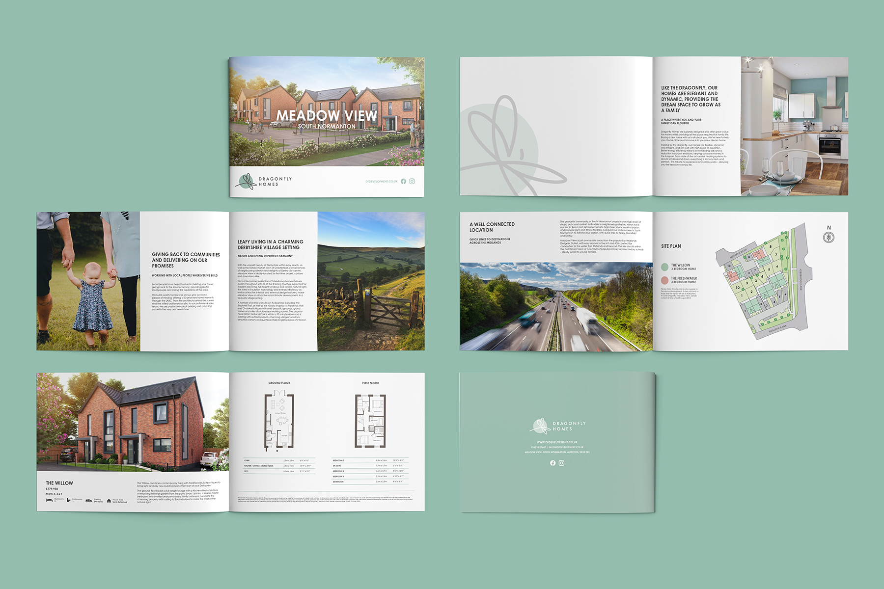 Dragonfly Homes Brochure