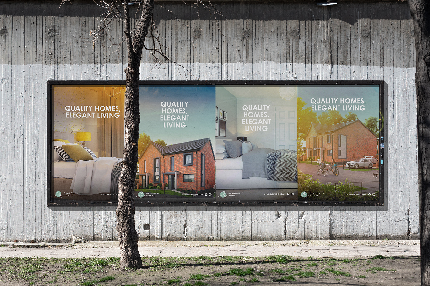 Dragonfly Homes Posters